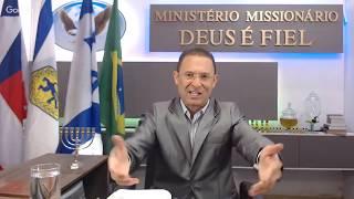 O SENHOR FALOU,AONDE VOCÊ PISAR É TEU.Com o Profeta Missionário Marcelo Gomes.
