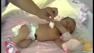Пошаговая инструкция по обращению с новорожденным ребенком