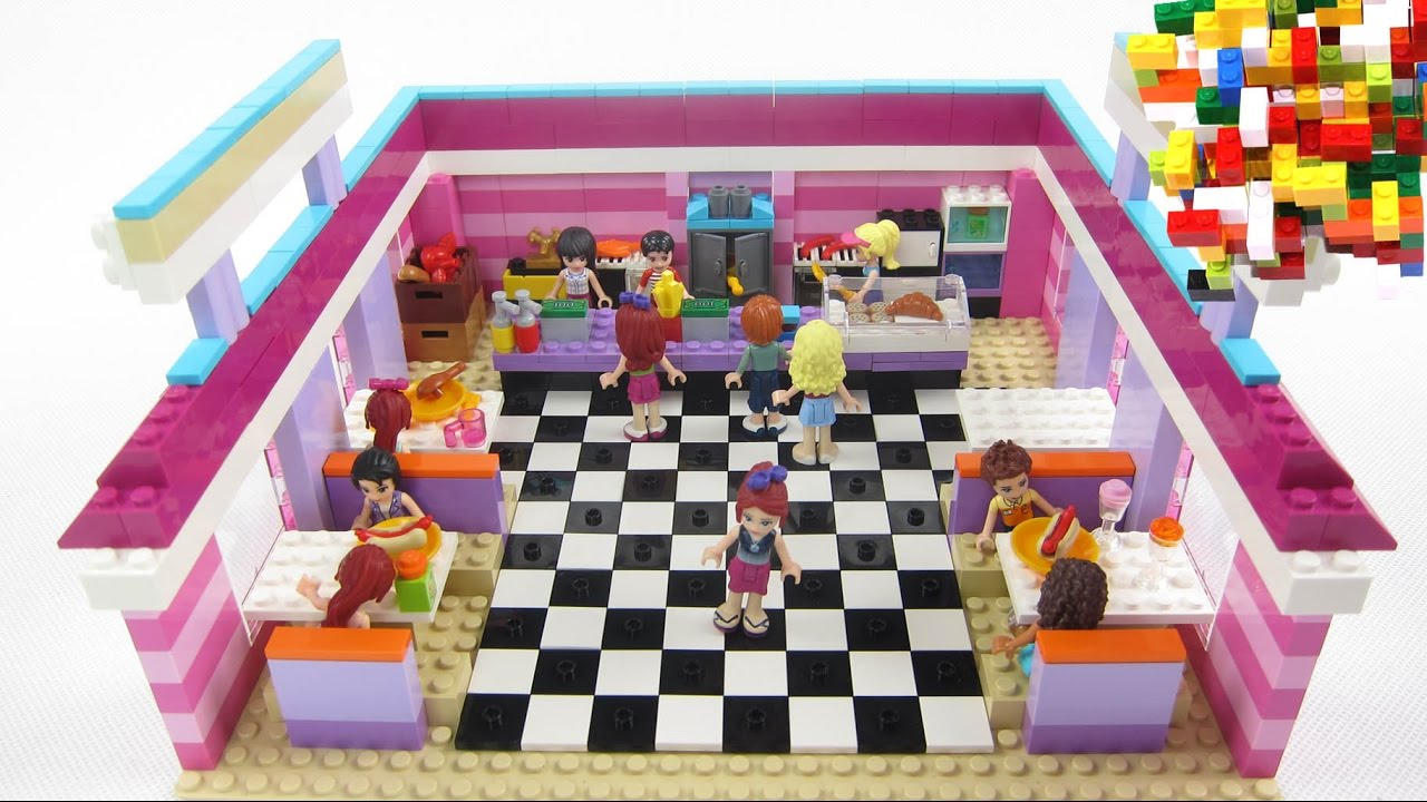 A Game Like Restaurant City