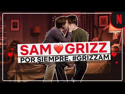El primer beso de Sam y Grizz | The Society | Netflix