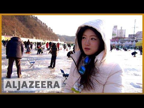 🇰🇷 South Korea: Thaw in ties with North boosts ice fishing festival | Al Jazeera English