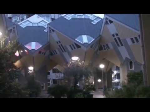 """Kijk-Kubus"" (Cube Houses) - Rotterdam, The Netherlands"