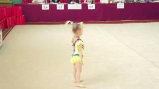Художественная гимнастика АРЛЕКИНО дети 2013 г.