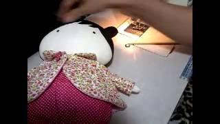 Tilda Toy/Baby: casaco parte 3/3 final