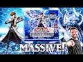 *NEW* YuGiOh MASSIVE Legendary Duelist White Dragon Abyss Box Opening! KAIBA!!