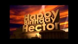 Happy Birthday Hector