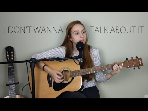 I Don't Wanna Talk About It - Rod Stewart (Cover)