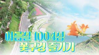 [특집다큐'섬과꽃']여름에 만난 꽃빛, …