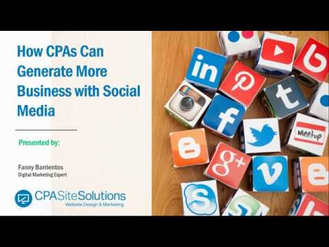 CPA Site Solutions   How an Accounting Firm Can Dominate Social Media