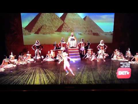 Egyptian Doll- The Hot Chocolate Nutcracker- Amanda Harris - Debbie Allen Dance Academy