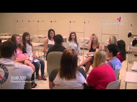 Orientation at Itawamba Community College Tupelo Campus