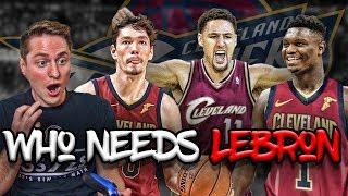 The NBA's HARDEST Challenge! Rebuilding the Cavaliers | NBA 2K19