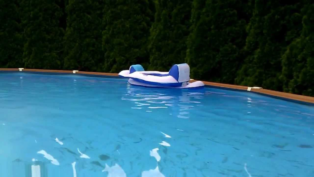 How to maintain swimming pool how to control algae youtube for Using algaecide in swimming pool