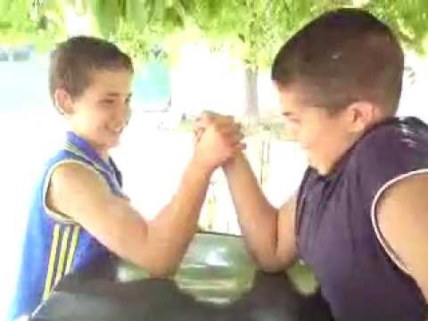 how to win arm wrestling