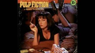 Pulp Fiction Soundtrack : Kool & The Gang - Jungle Boogie ( 8-bit Sounds )