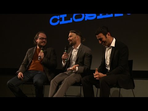 Superbob Q&A with Jon Drever and Brett Goldstein: World Premiere at LOCO Film Festival  BFI