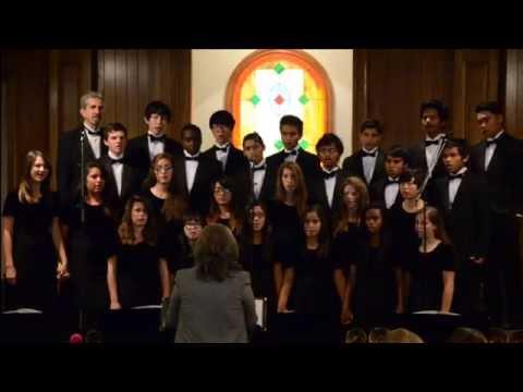 Oklahoma Academy - Softly and Tenderly
