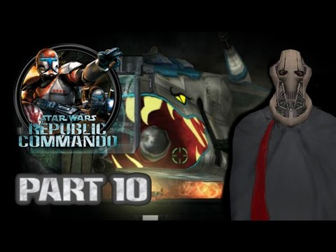 Star Wars Republic Commando (PC) HD: ARC Trooper Mod Walkthrough - Part 10: Kashyyyk #1