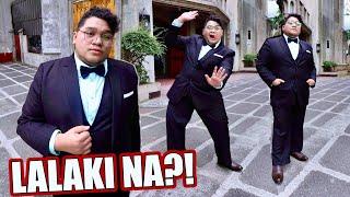 ANG GWAPO NAMAN!!! PWEDI MAGPALIGAW?! (PUSUAN MO NA BES!!)| LC VLOGS #324