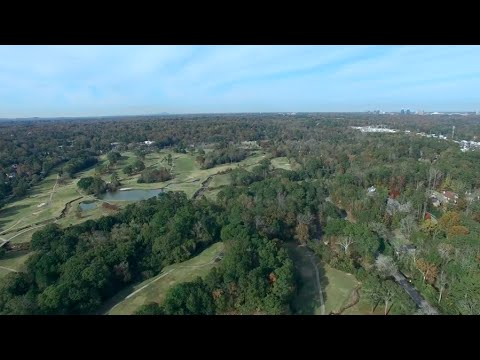 Chastain Park Drone Tour - The Bunch Real Estate Group
