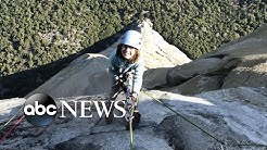A 10-year-old became the youngest person to climb the El Capitan in Yosemite Park
