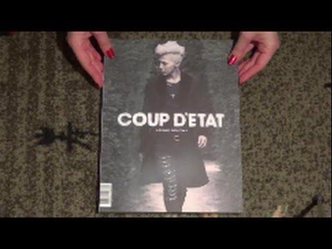 Unboxing G-Dragon's Collection II COUP D'ETAT DVD (Korean Version)