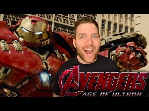 Avengers: Age Of Ultron (2015) Teaser Trailer - Review