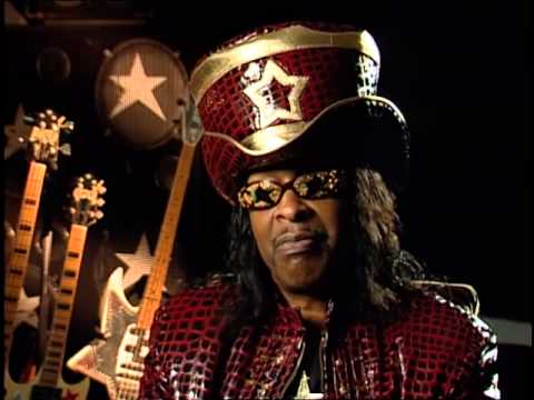 Bootsy Collins on Meeting Lonnie Mack