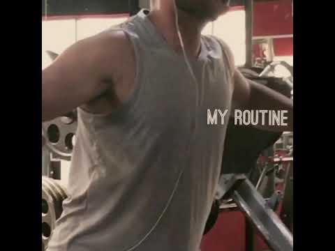 My routine