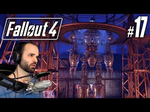 FALLOUT 4 | #17: LIBERTY PRIME | Gameplay Español