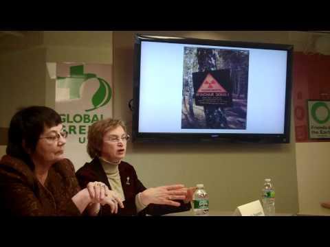 Global Green USA: The Future of Nuclear Energy, Chernobyl and Fukushima -- Manzurova Part 1