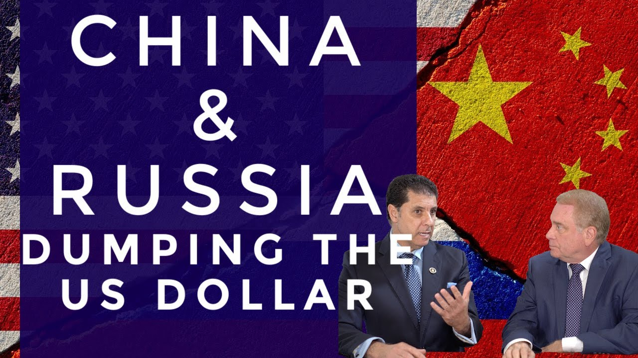 China and Russia's Plan to Dump the US dollar