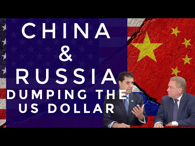 China and Russia plan to dump the US dollar!!