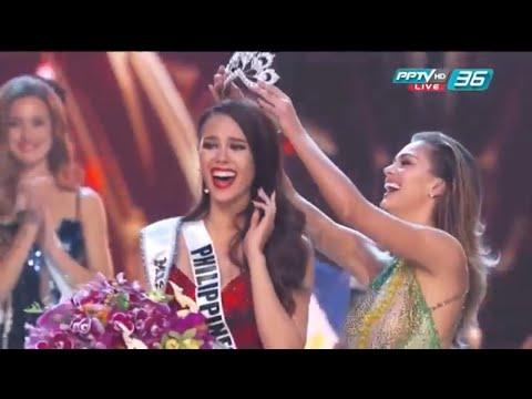2018 Miss Universe (Full Show HD) บรรยายไทย