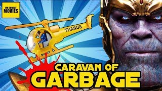 Thanos' Most Embarrassing Moment - Caravan Of Garbage
