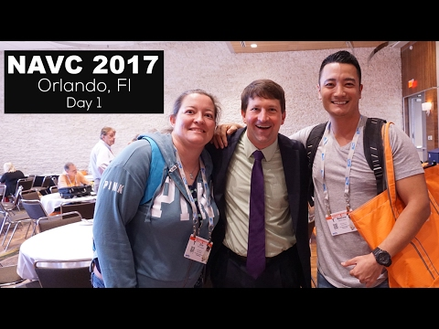 V13 | NAVC 2017 | DAY 1 | REGISTRATION