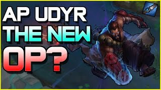 ✔ AP UDYR THE NEW OP? - Guide & Tips | League of Legends