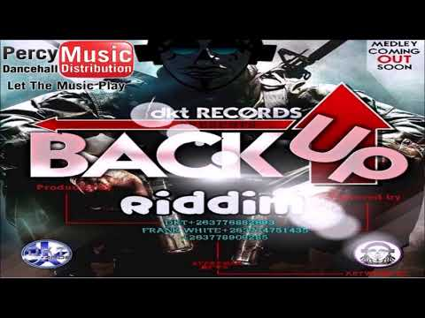 4 - Jah Signal - Simba Randinaro  (Back Up Riddim 2017) DKT Records
