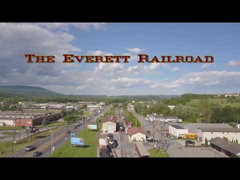 [4K] Shortline Spotlight: The Everett Railroad (ft. 561)