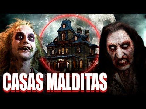 7 Melhores Filmes Com CASAS Mal ASSOMBRADAS