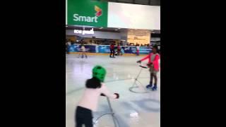 Download Hockey free style Ice Park Cambodia Sunny