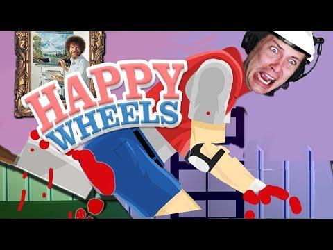 NEW HAPPY WHEELS EPISODE