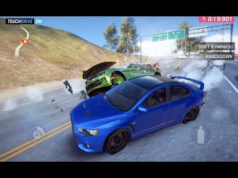 Asphalt 9 Legends - Race 02: San Francisco Waterside