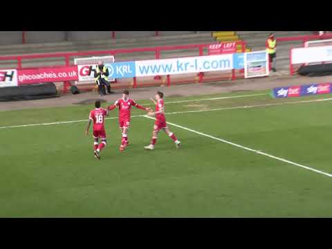 Crawley Town Port Vale Goals And Highlights