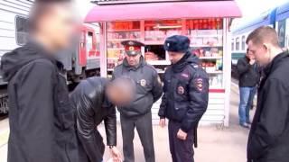 Сотрудники УФСБ проверили работников вокзалов на бдительность