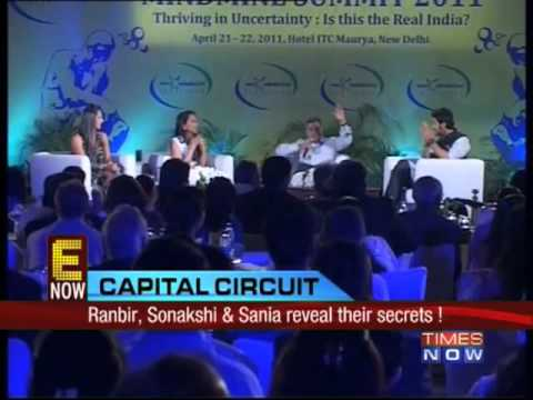 Ranbir, Sonakshi and Sania reveal their secrets