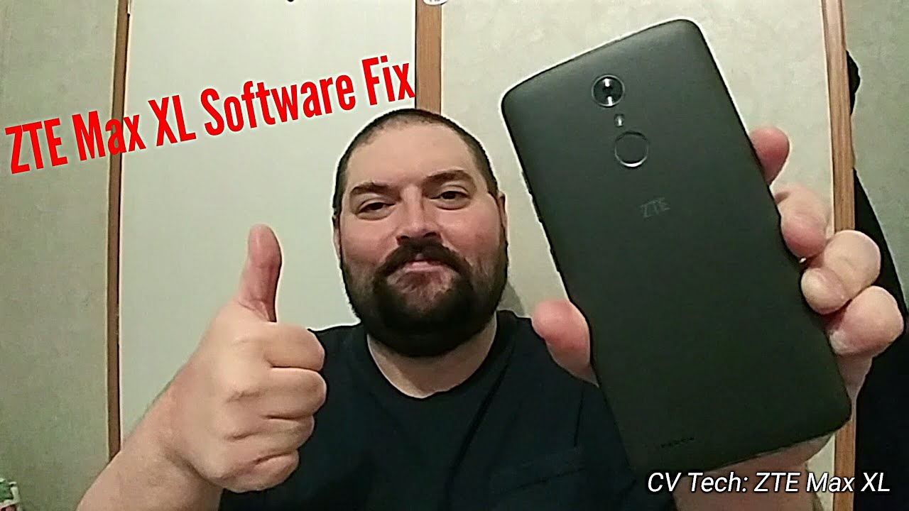 Good News!! ZTE Max XL Software Update Fixed Some Issues