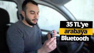 35 TL'ye aldık, arabaya Bluetooth ekledik!