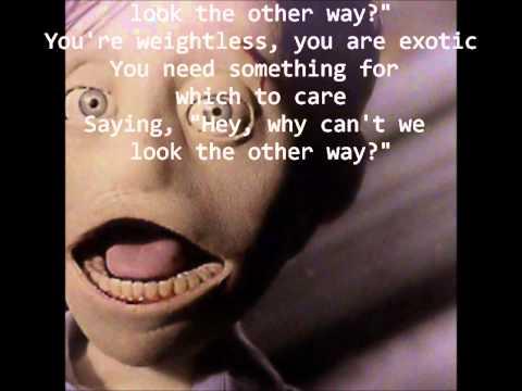 Evil by Interpol (Lyrics on Screen)