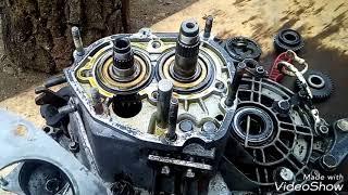Ремонт коробки передач ВАЗ 2108 -21099 5 - ти ступка